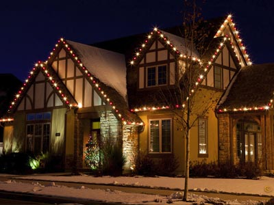 Holiday Decorations Services, Christmas Lighting Services