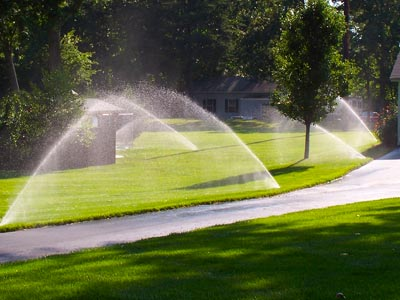 Irrigation System Installation and Service